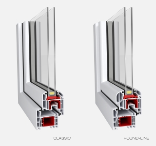 Aluplast Ideal 4000 Fenêtres